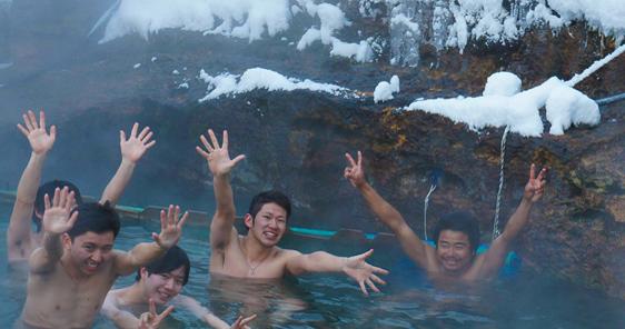 北海道NO.1の露天風呂