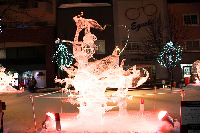 旭川氷彫刻世界大会
