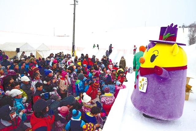富良野お祭り祭り